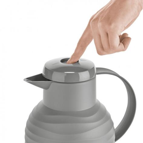 Термос-чайник EMSA Samba Wave 1 л со стеклянной колбой Emsa N4010900 - emsa – фото 7