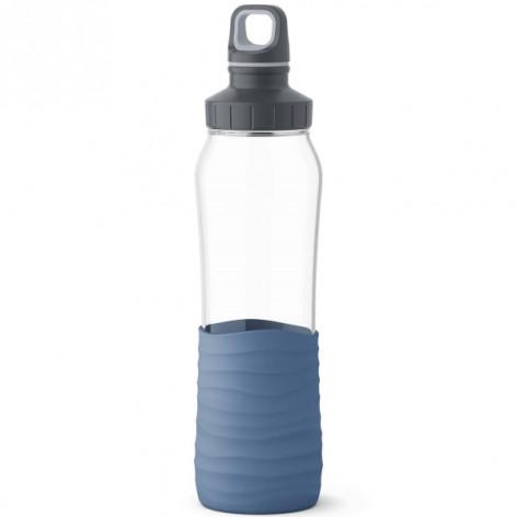 Бутылка для воды 0,7 л Emsa N3100200 синяя - emsa – фото 1