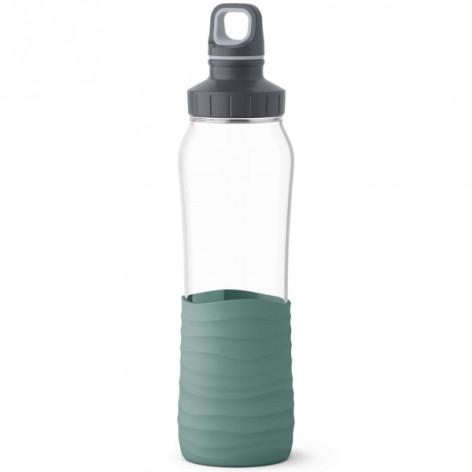 Бутылка для воды 0,7 л Emsa N3100300 зеленая - emsa – фото 1