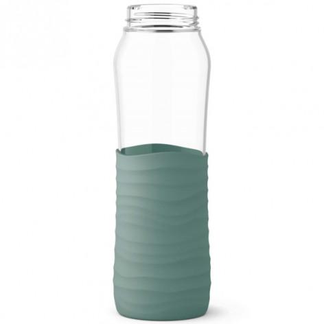 Бутылка для воды 0,7 л Emsa N3100300 зеленая - emsa – фото 2