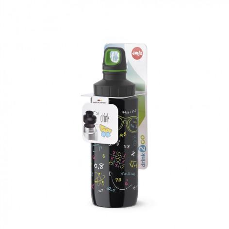 Бутылка для воды 0,6 л Emsa 518351 черная - emsa – фото 5