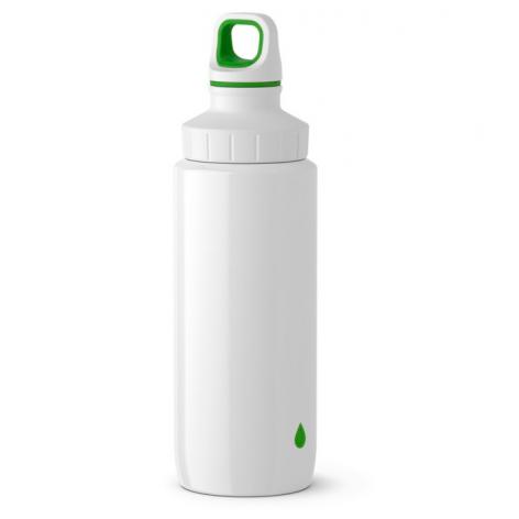 Бутылка для воды 0,6 л Emsa 518356 белая - emsa – фото 1