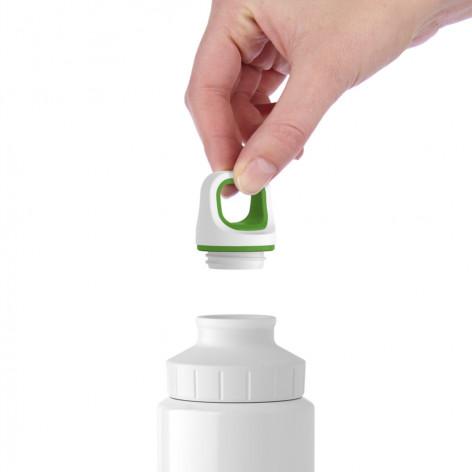 Бутылка для воды 0,6 л Emsa 518356 белая - emsa – фото 3