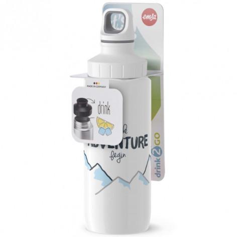 Бутылка для воды 0,6 л Emsa N3010900 - emsa – фото 3