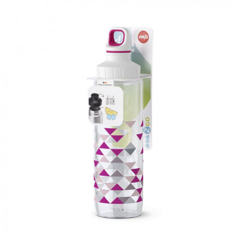 Бутылка для воды 0,7 л Emsa 518306 - emsa – фото 5