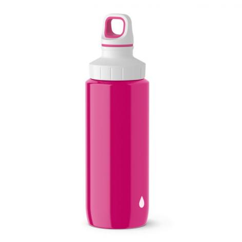 Бутылка 0,6 л Emsa N3010500 розовая - emsa – фото 1