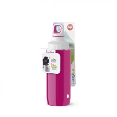 Бутылка 0,6 л Emsa N3010500 розовая - emsa – фото 5