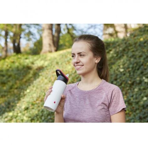 Бутылка для воды EMSA N3010600 Drink2Go 0,6 л белая - emsa – фото 4