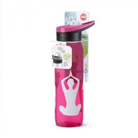 Бутылка для воды EMSA Drink2Go N3040100 0,7 л розовая - emsa – фото 3