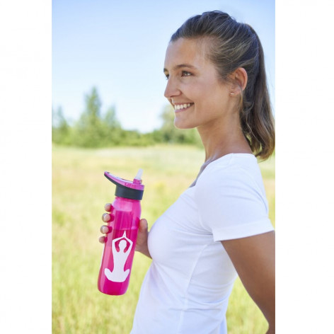 Бутылка для воды EMSA Drink2Go N3040100 0,7 л розовая - emsa – фото 5