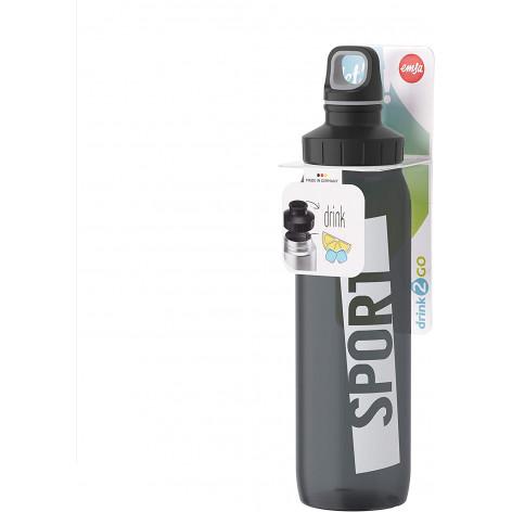 Бутылка для воды EMSA Drink2Go 518301 0,7 л серый - emsa – фото 2