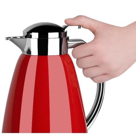 Термос-чайник EMSA CAMPO, 1 л, красный Emsa 516525 - emsa – фото 6
