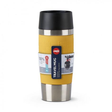 Термокружка 0,36 л желтая EMSA TRAVEL MUG N2012800 - emsa – фото 6