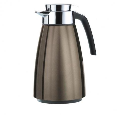 Термос-чайник EMSA BELL, 1,5 л, шоколадный Emsa 513817 - emsa – фото 1