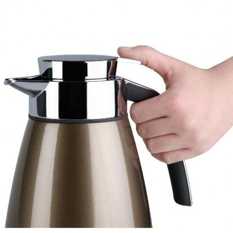 Термос-чайник EMSA BELL, 1,5 л, шоколадный Emsa 513817 - emsa – фото 5