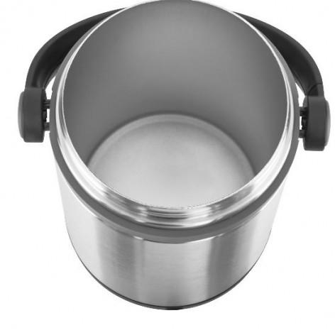 Термос для ланча EMSA MOBILITY, 1,2 л, серый и стальной Emsa 509244 - emsa – фото 3