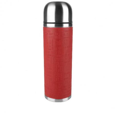 Термос EMSA SENATOR SLEEVE, 1 л, красный Emsa 515715 - emsa – фото 1