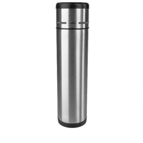 Термос EMSA MOBILITY, 1 л, чёрный и стальной Emsa 509239 - emsa – фото 1