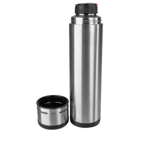 Термос EMSA MOBILITY, 1 л, чёрный и стальной Emsa 509239 - emsa – фото 2