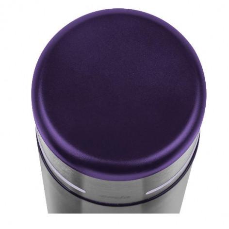 Термос EMSA MOBILITY, 1 л, фиолетовый и стальной Emsa 509228 - emsa – фото 3