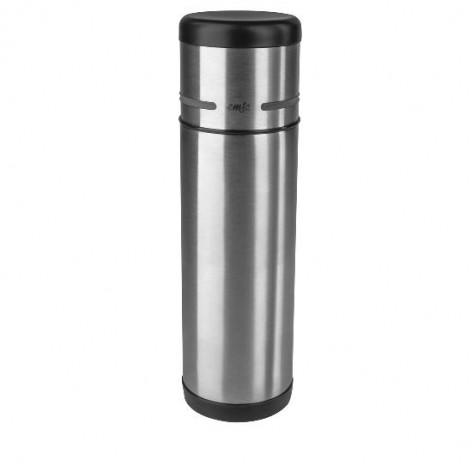 Термос EMSA MOBILITY, 0,7 л, чёрный и стальной Emsa 509238 - emsa – фото 1