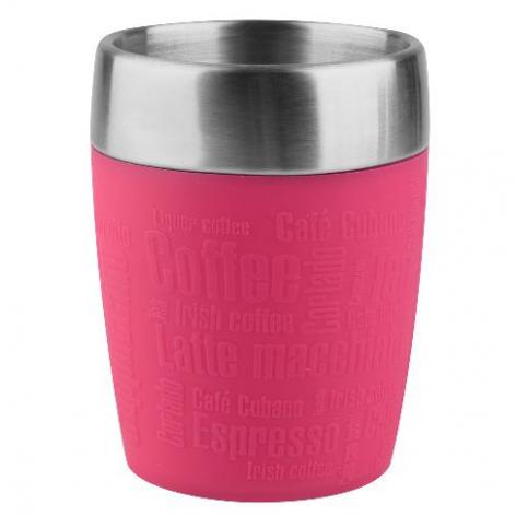 Термостакан EMSA TRAVEL CUP, 0,2 л, розовый Emsa 514517 - emsa – фото 1
