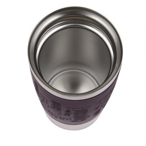 Термокружка EMSA TRAVEL MUG, 0,36 л, фиолетовая Emsa 513359 - emsa – фото 5