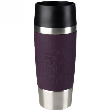 Термокружка EMSA TRAVEL MUG, 0,36 л, фиолетовая Emsa 513359 - emsa – фото 1