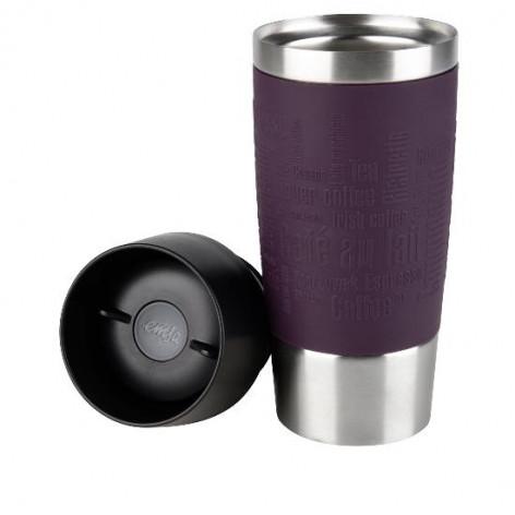 Термокружка EMSA TRAVEL MUG, 0,36 л, фиолетовая Emsa 513359 - emsa – фото 2