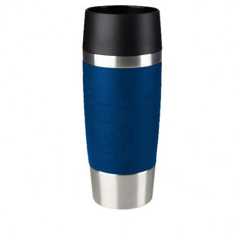 Термокружка EMSA TRAVEL MUG, 0,36 л, синяя Emsa 513357 - emsa – фото 1