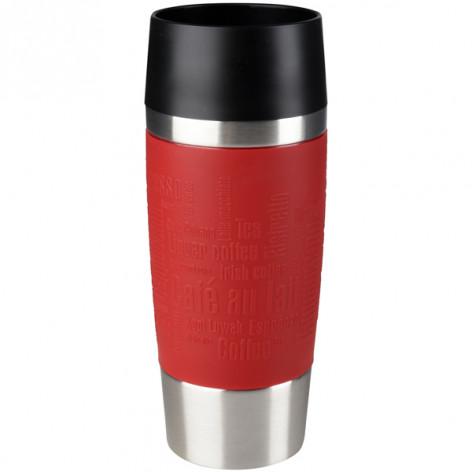 Термокружка 0,36 л красная Emsa TRAVEL MUG 513356 - emsa – фото 1