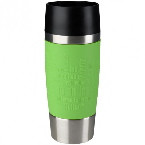 Термокружка EMSA TRAVEL MUG, 0,36 л, зелёная Emsa 513548 - emsa – фото 1