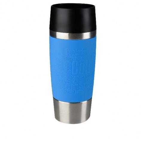 Термокружка EMSA TRAVEL MUG, 0,36 л, голубая Emsa 513552 - emsa – фото 1