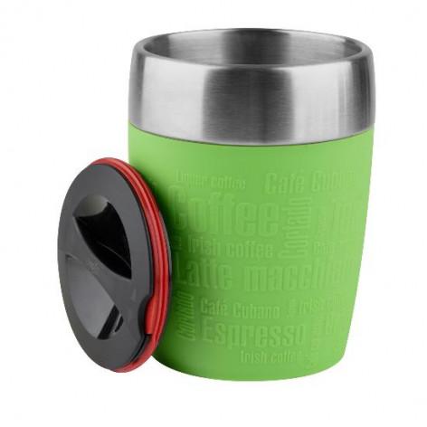 Термостакан EMSA TRAVEL CUP, 0,2 л, зелёный Emsa 514516 - emsa – фото 2