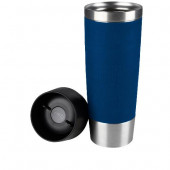 Термокружка EMSA TRAVEL MUG GRANDE, 0,5 л, синяя Emsa 515618 - emsa – фото 2