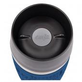 Термокружка EMSA TRAVEL MUG GRANDE, 0,5 л, синяя Emsa 515618 - emsa – фото 3