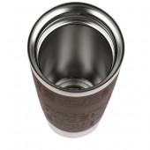 Термокружка EMSA TRAVEL MUG GRANDE, 0,5 л, коричневая Emsa 515616 - emsa – фото 3