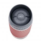 Термокружка EMSA TRAVEL MUG EASY TWIST, 0,36 л, красная Emsa N2011600 - emsa – фото 6