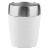 Термостакан EMSA TRAVEL CUP, 0,2 л, белый Emsa 515679 - emsa – фото 1