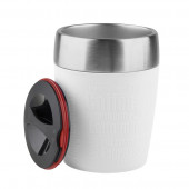 Термостакан EMSA TRAVEL CUP, 0,2 л, белый Emsa 515679 - emsa – фото 2