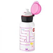 Детская питьевая фляжка 0,4 л Emsa KIDS FLASKS Лабиринт Девочка, 514395 - emsa – фото 2