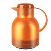 Термос-чайник EMSA Samba 1 л из пластика со стеклянной колбой Emsa K3032314 - emsa – фото 1