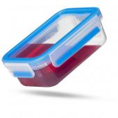 Контейнер EMSA CLIP&CLOSE пластиковый квадратный, 0,85 л Emsa 508536 - emsa – фото 4