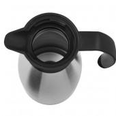 Термос-чайник EMSA SOFT GRIP, 1,5 л, чёрный и сталь Emsa 514499 - emsa – фото 2