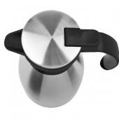 Термос-чайник EMSA SOFT GRIP, 1,5 л, чёрный и сталь Emsa 514499 - emsa – фото 3