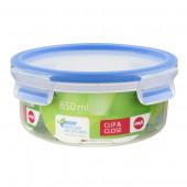 Контейнер EMSA CLIP&CLOSE пластиковый круглый, 0.85 л Emsa 508552 - emsa – фото 2