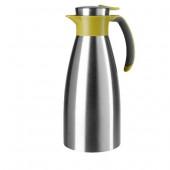 Термос-чайник EMSA SOFT GRIP, 1,5 л, зелёный и сталь Emsa 514502 - emsa – фото 1
