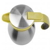 Термос-чайник EMSA SOFT GRIP, 1,5 л, зелёный и сталь Emsa 514502 - emsa – фото 3