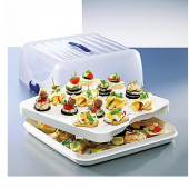 Контейнер для торта EMSA SUPERLINE с охлаждением, белый Emsa 503646 - emsa – фото 2