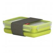 Ланч-бокс EMSA CLIP & GO со вставками, 1,2 л, зелёный Emsa 518098 - emsa – фото 1